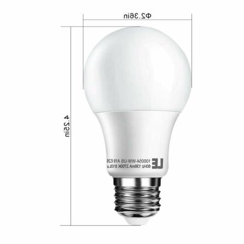 60 Watt LED White 10W