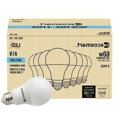 60-Watt Equivalent A19 LED