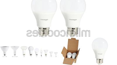AmazonBasics 60 Watt Equivalent, Daylight, Dimmable, A19 LED
