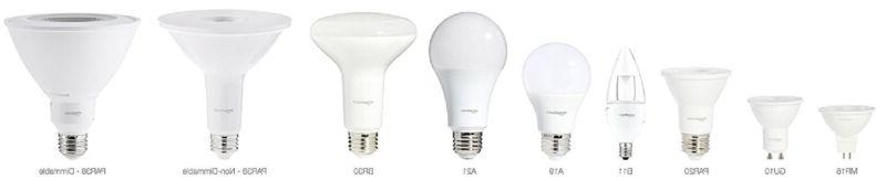 60 Watt Soft White, A19 LED Light | 6-Pack