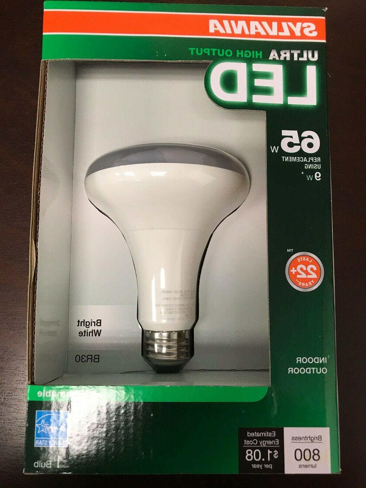 65w dimmable led indoor and outdoor br30