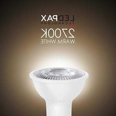6w gu10 dimmable led spotlight light bulb