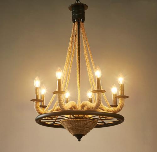 12X LED Filament B10 Warm White Vintage Glass Candelabra
