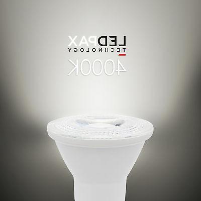 7w e26 dimmable led spotlight light bulb