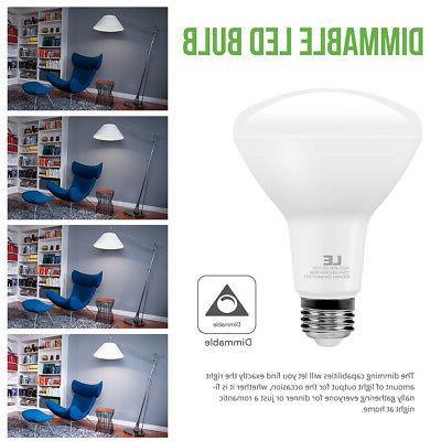 8 BR30 LED 10.5W 5000K Daylight Indoor Bulb E26