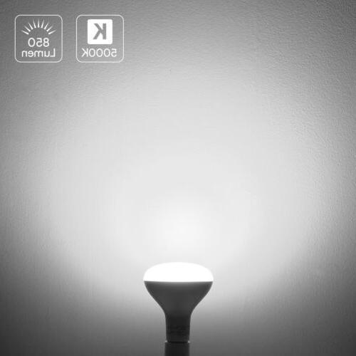 8 Bulbs Daylight White Flood Light Bulb 850lm