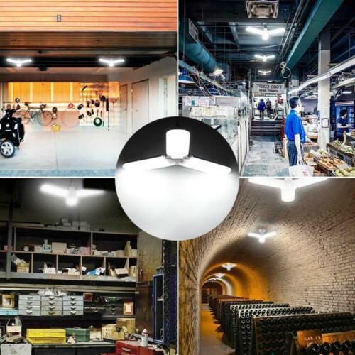 80W 8000LM Garage Light Bulb