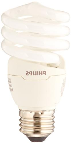 Philips 420091 823031 CFL Light Bulb 13W T2 Twister Daylight