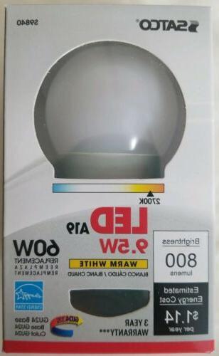 A19 Bulb Gu24 Base