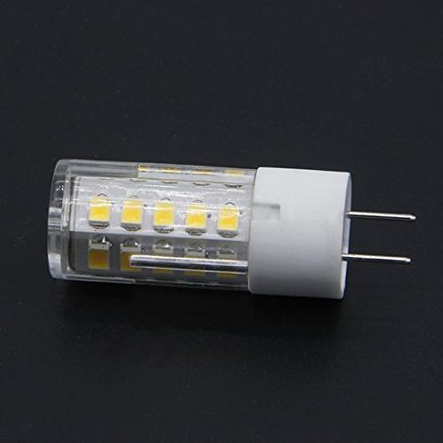 Bqhy, 5-pack G8 LED Bulb 120V - T4