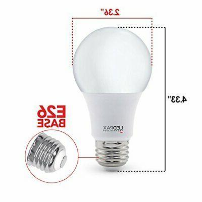 LEDPAX Led Bulb, 6 Pack, 2700K