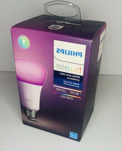 ambiance a19 add smart bulb