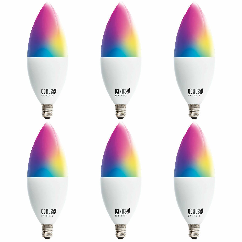 b11 led smart bulb wifi music sync