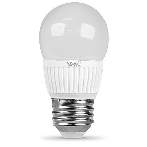 Feit A15 Frost Medium Base LED