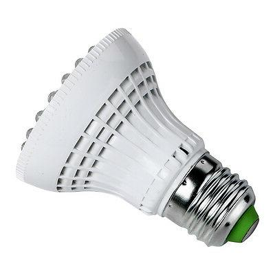 Bright E27 Color 50 LED Bulb Indoor Plant