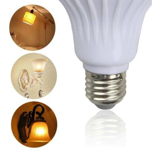 LED Wireless Bulb Light E27 Smart Music Lamp +
