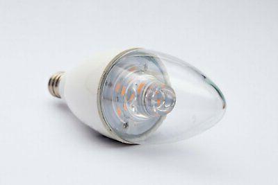 Lohas Candelabra Bulbs 6Watt Watt