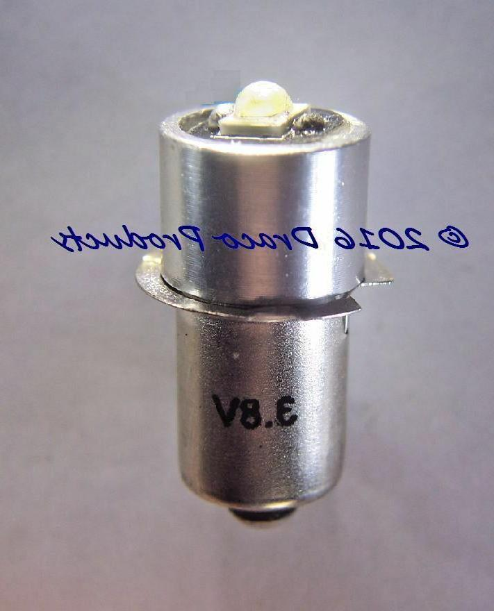 Cree LED 5W Bulb for MAGLITE® 3-Cell Flashlights 3.6V Krypton