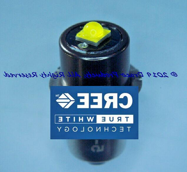 Cree LED 5W Bulb for MAGLITE® 3-Cell Flashlights 3.6V 4.5V