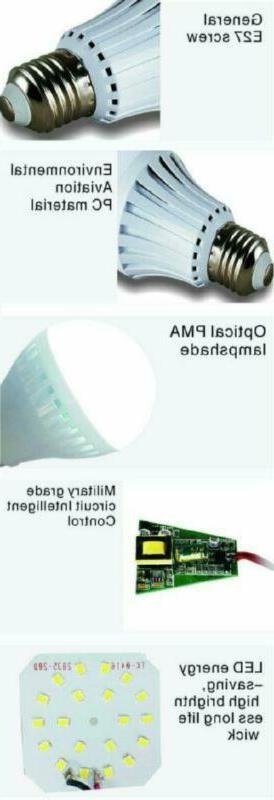 Ctkcom Led 5W- Lamps Lighting Bulbs Huma