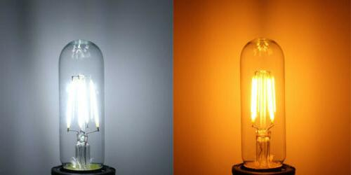 Dimmable 6W T10 Tubular Filament Bulb with