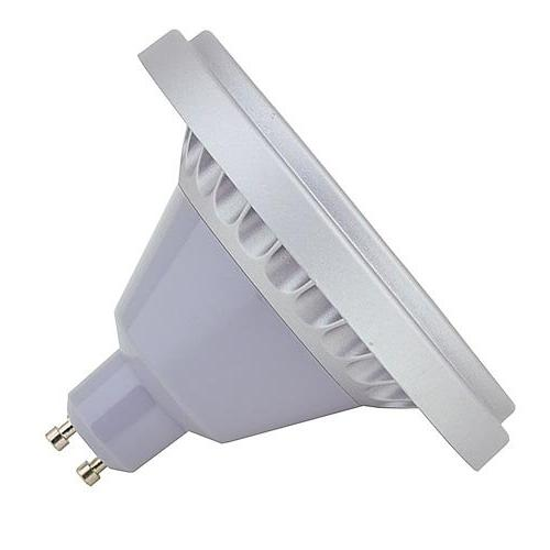 LEDwholesalers Dimmable GU10 Angle Warm White,