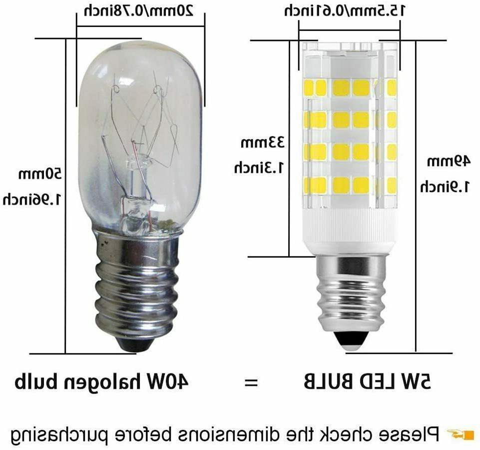 E12 Light bulb 5W Fan, Lighting