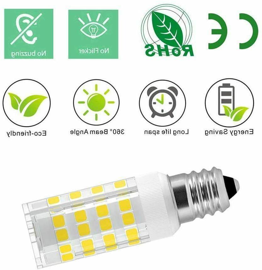e12 led light bulb 5w ac120v