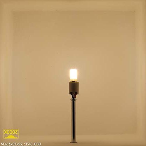E17 AC, 3000K, 3 Watt, Oven Replacement Bulbs, Freezer, Bulb, 2-Pack