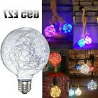E27 G95 85-265V Vintage Edison LED Bulb Starry Filament Home