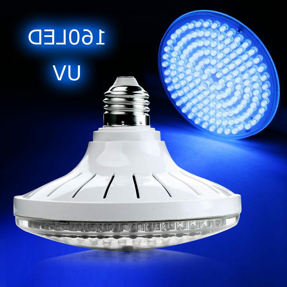E27 UV 20/38/50/60/80/100/160 LED Torch Bright 110v