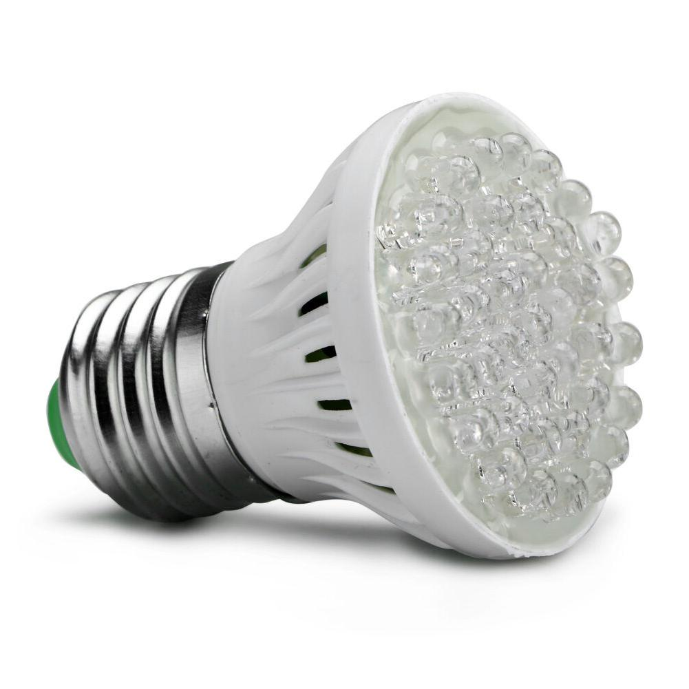 E27 Ultraviolet LED Light Bulb Torch