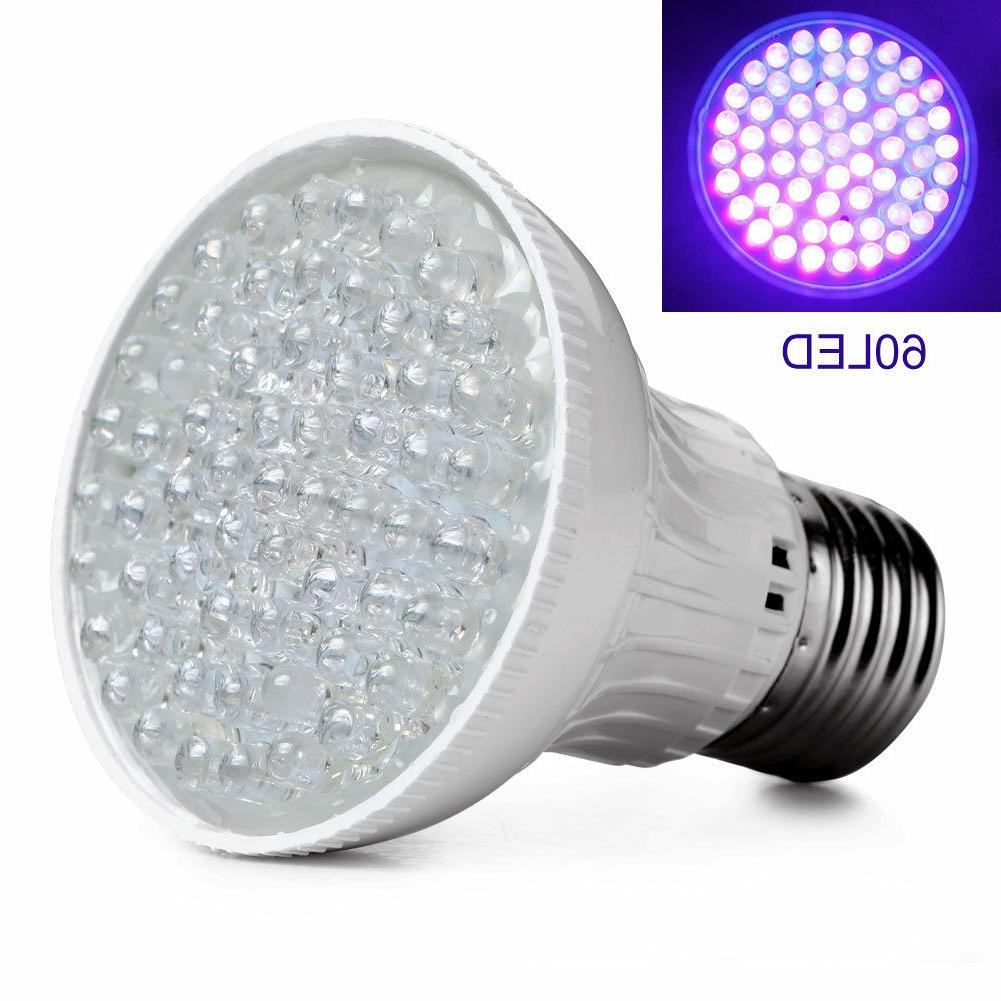 E27 UV LED Light Lamp Torch