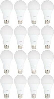 AmazonBasics 100 Watt Equivalent, Soft White, Non-Dimmable,