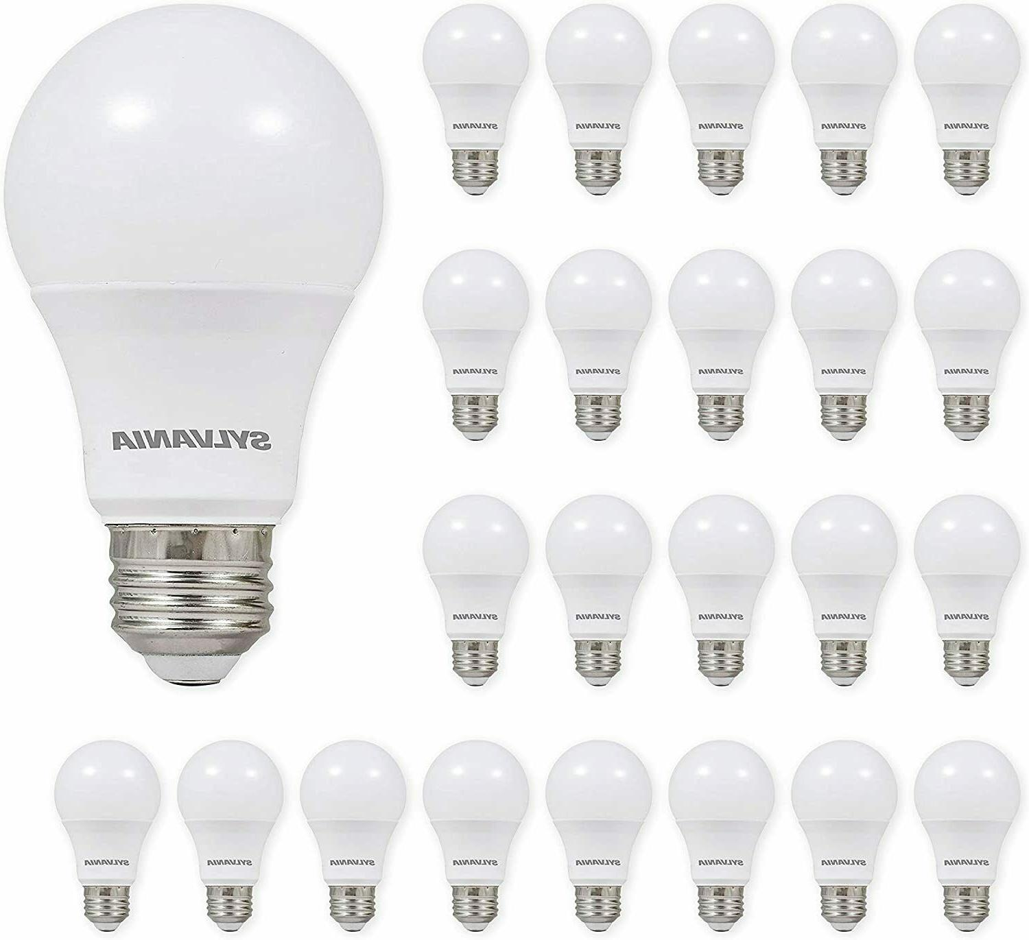 A19 8.5W White 60W A29 Light Bulb , Count