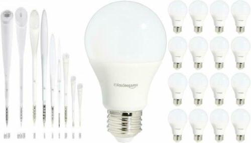 equivalent non dimmable a19 led light bulb