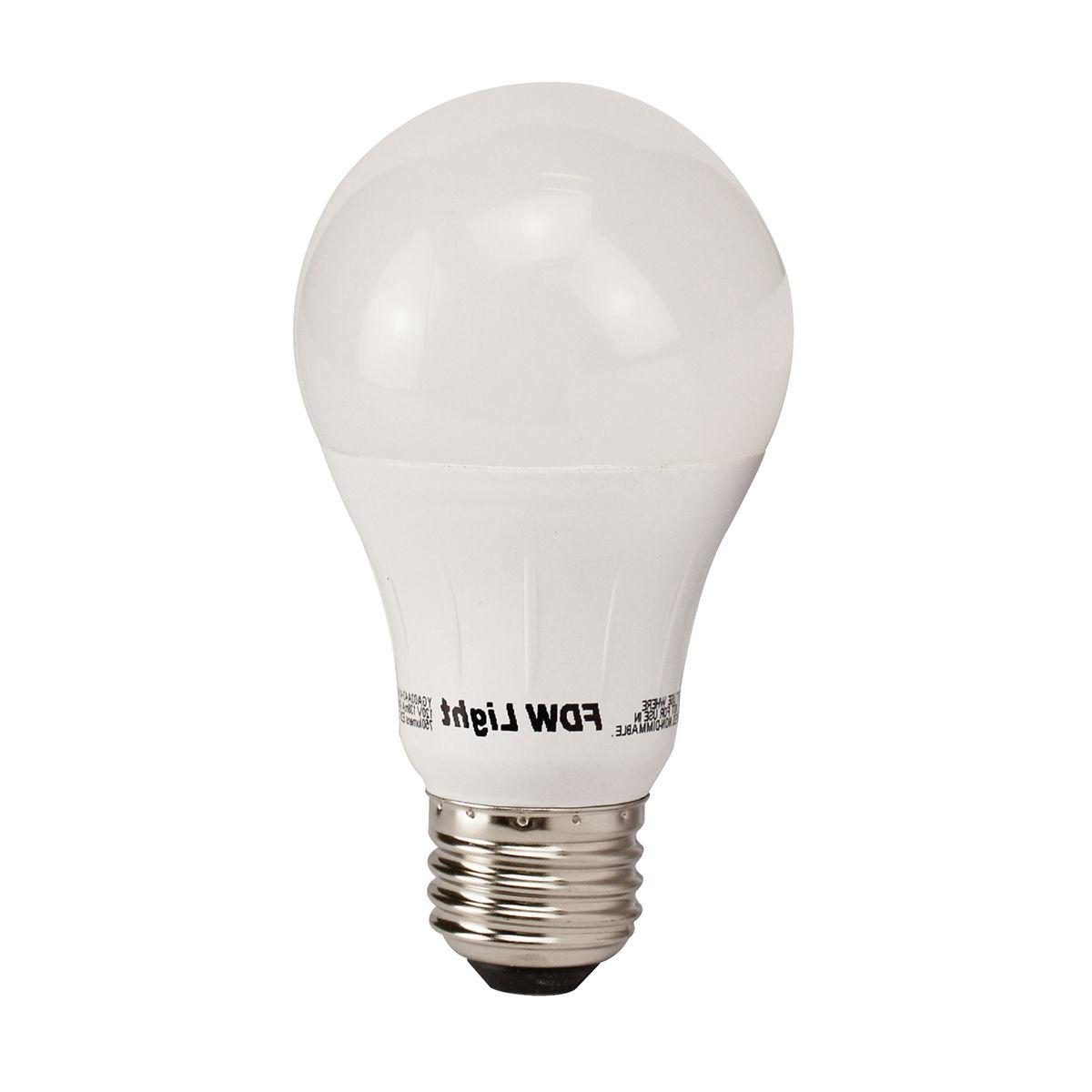 New 60 Watt SlimStyle Bulb White 12