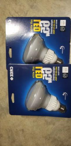 Cree 65W Equivalent Soft White  9.5W BR30 9W Dimmable LED Fl