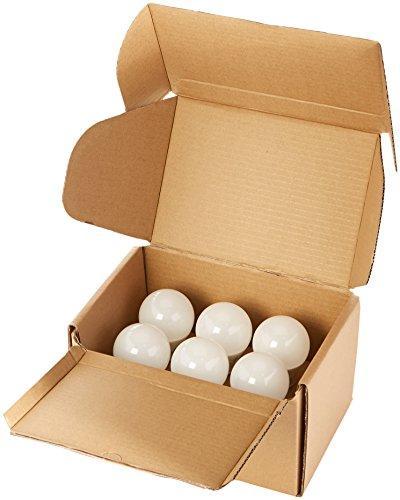 AmazonBasics Soft LED Bulb | 6-Pack