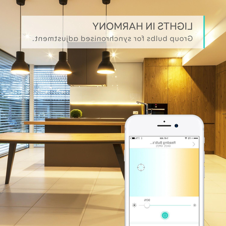eufy Wi-Fi LED Light Bulb 800 White Hub