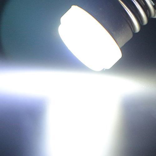 EverBrightt E10 F10 LED Auto LED Light Screw 12V