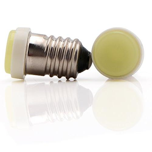 EverBrightt F10 1SMD Auto Light Bulb Screw E10