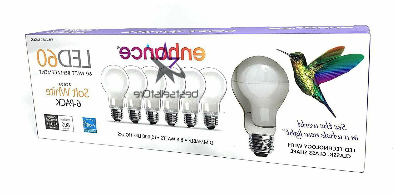 feit enhance led 60 watt replacement soft
