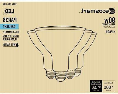 EcoSmart Bulb Equivalent Pack