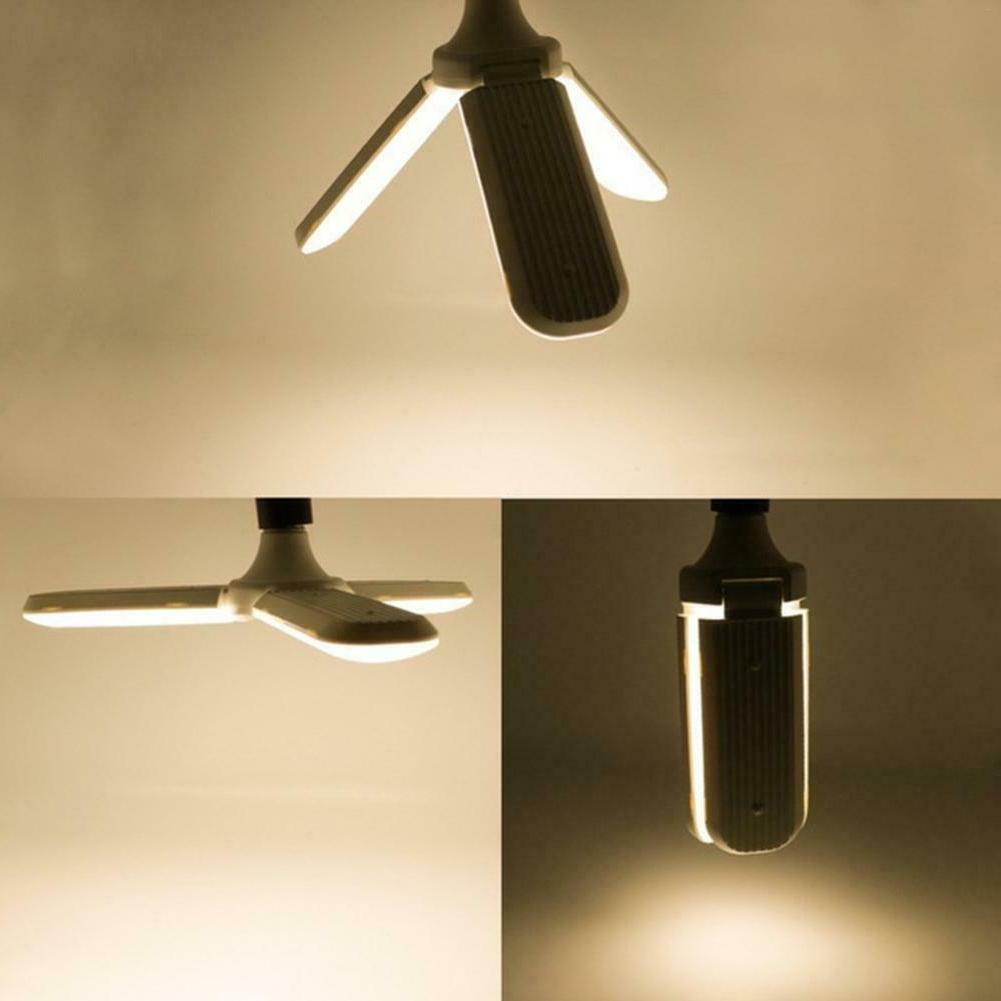 Folding Bulb Light 85-265V Garage