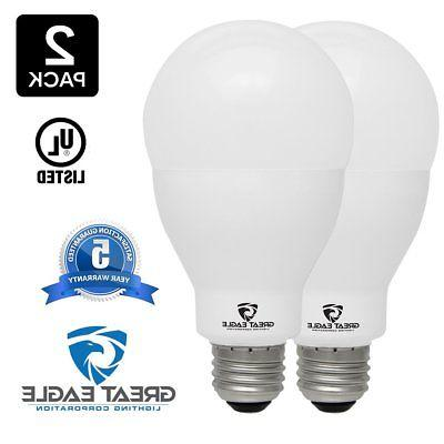 Great Eagle LED 23W Light Bulb  A21 size with 2600