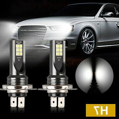 3x 881 LED Headlight Fog Bulbs For POLARIS SPORTSMAN 400 450