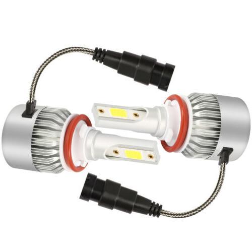 H11 LED Conversion 200W High Light 6000K