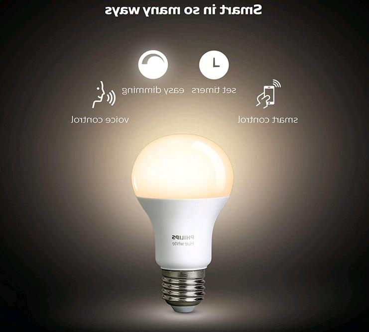 Philips Hue Equivalent White A19