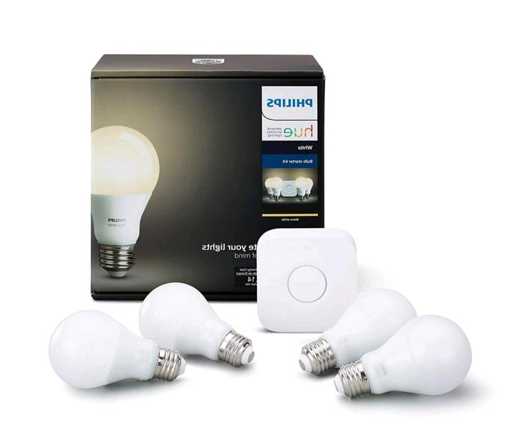 hue 60w equivalent white a19 dimmable led